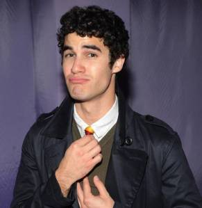 Just marry me, Darren. Please.